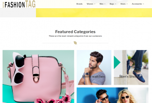 2019-09-25 Fashion online store - NEWFASHIONTAG COM